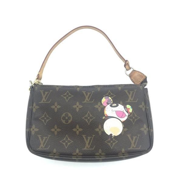 Louis Vuitton Pochette Panda Bag